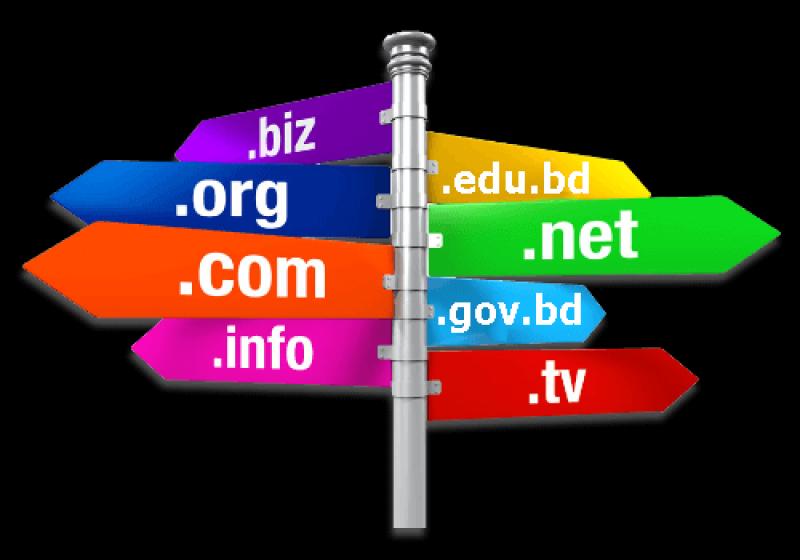 Какой выбрать домен?